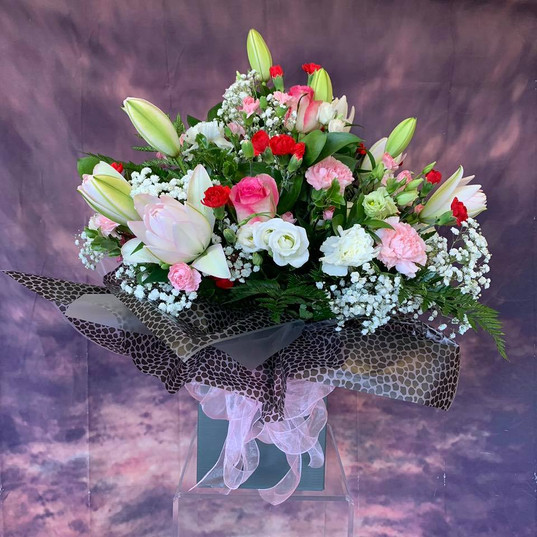 Flower Bouquets and Aquas 175