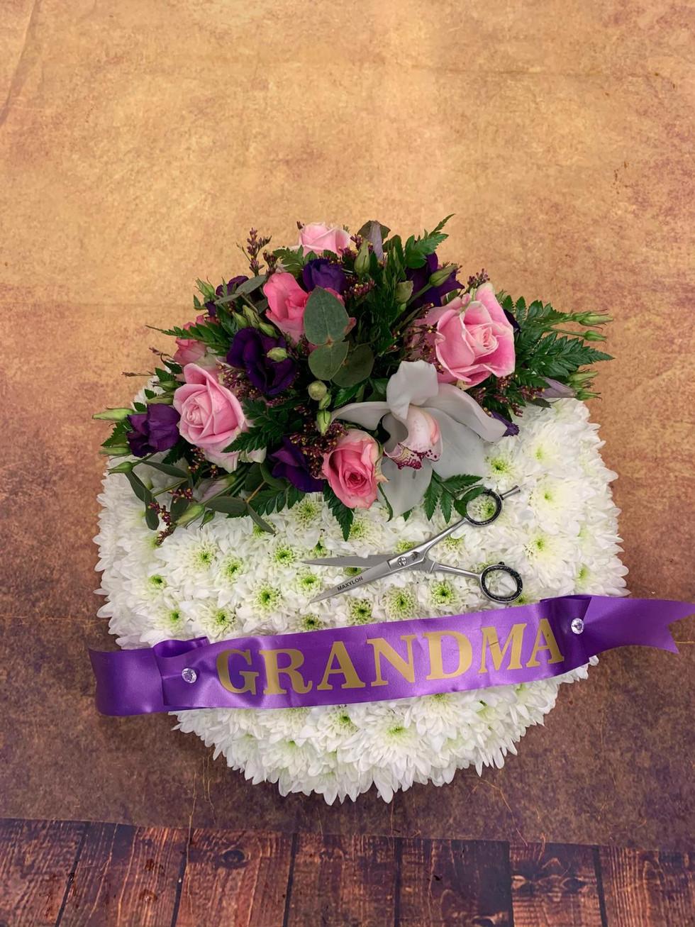 Bespoke Funeral Tribute 028