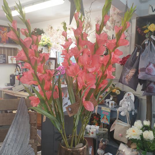 Silk Flowers 019