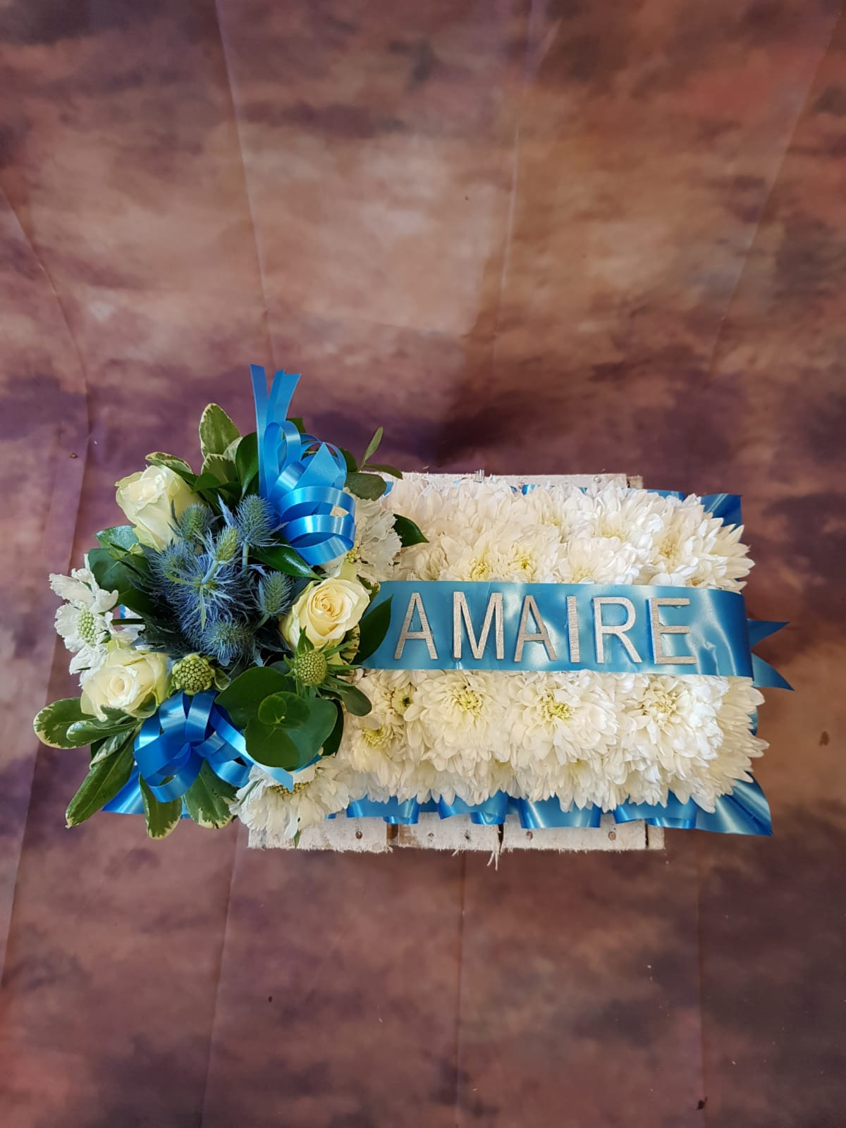 Bespoke Funeral Tribute 015