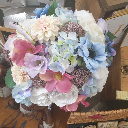 Silk Flowers 025