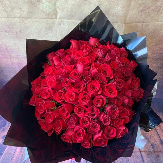 Roses Bouquet 022