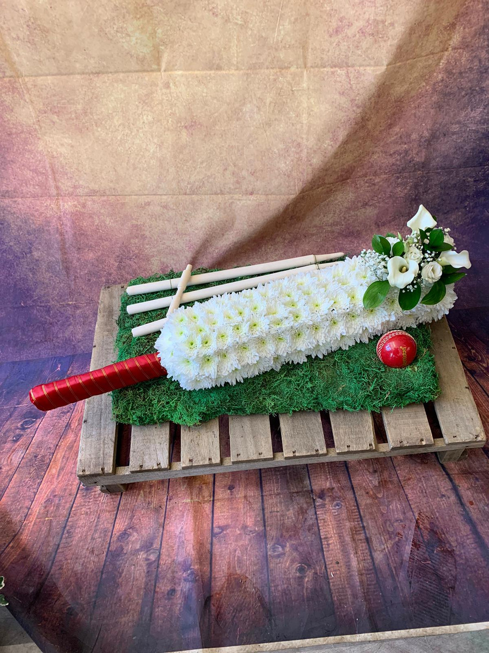 Bespoke Funeral Tribute 001