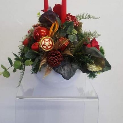 Silk Flowers 018