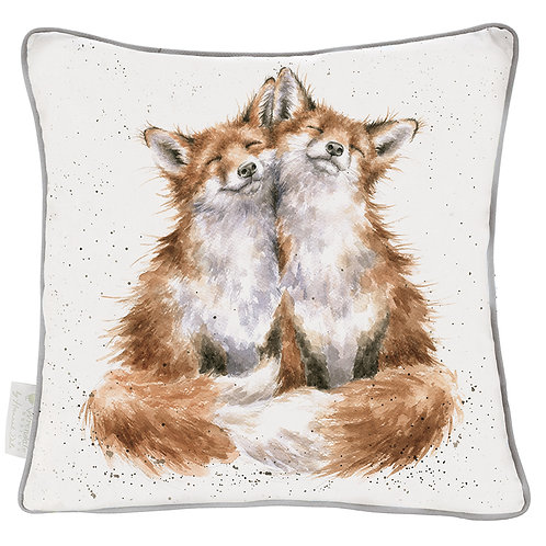"""Contentment"" large cushion"