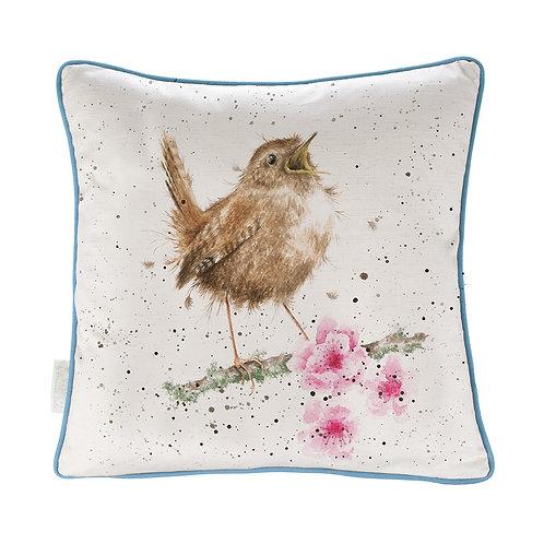 """Little Tweets"" cushion"