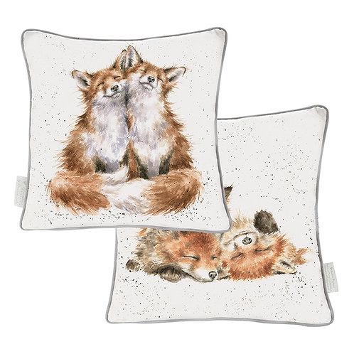 Wrendale Designs-Contentment Cushion