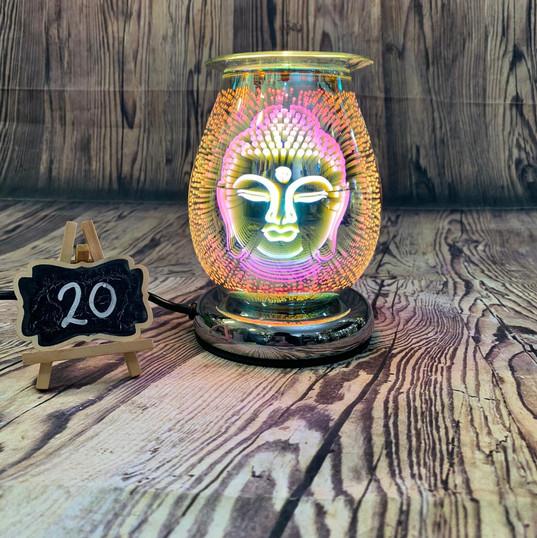 3d Electric Wax Melt Burner No.20
