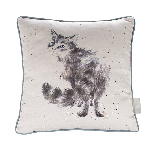 """""""Lady of the House"""" cushion"""