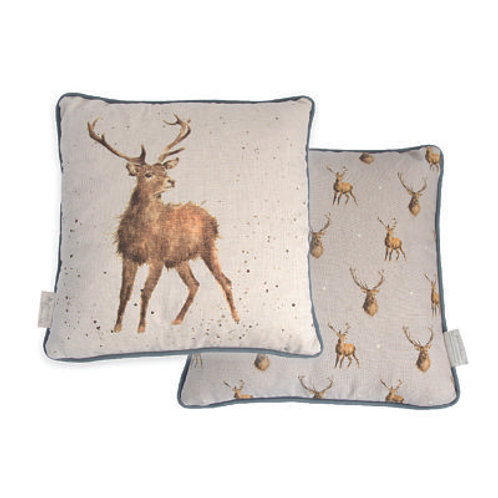 Wrendale Designs Wild at Heart cushion
