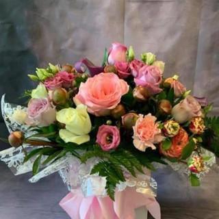 Roses Bouquet 015