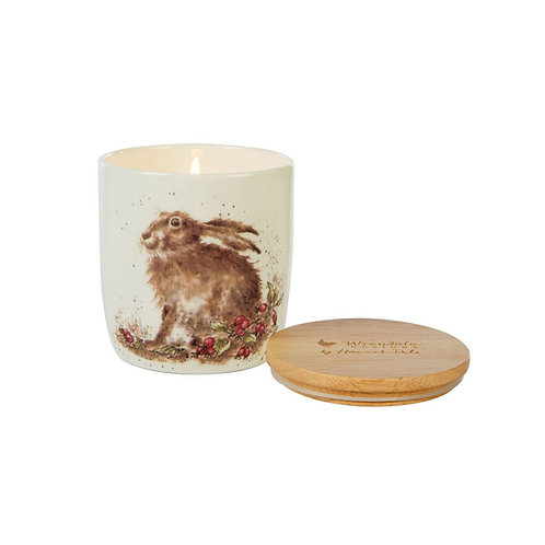 wrendale designs candle jar hedgerow Free delivery from the flower shop kirton