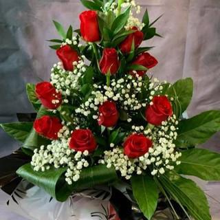 Roses Bouquet 008