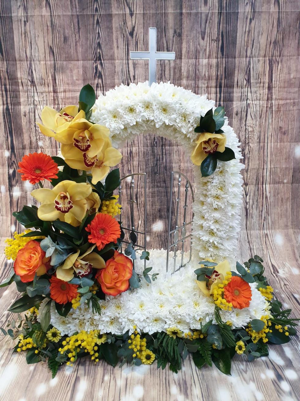 Bespoke Funeral Tribute 029