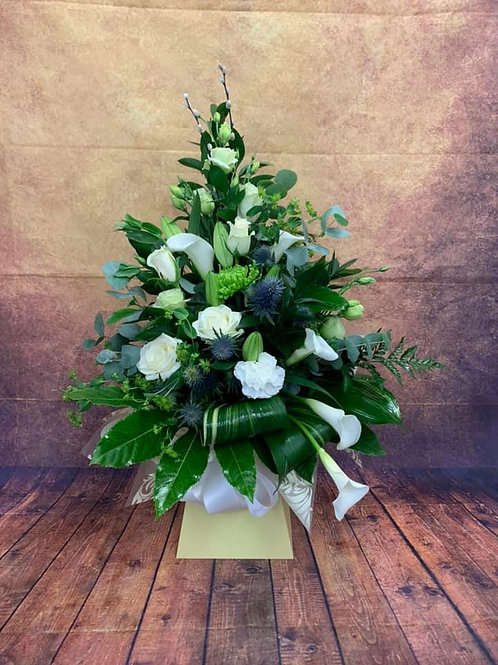 Sympathy Flower Bouquet - Free delivery from the flower shop kirton