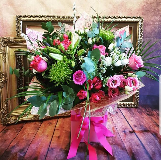 Roses Bouquet 014