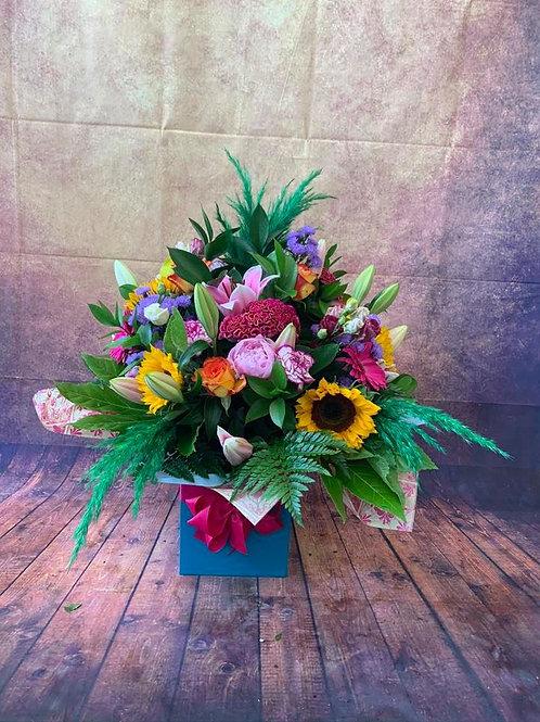 Prestige Aqua Bouquet Prices Start From