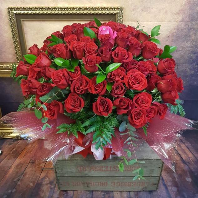 Roses Bouquet 010