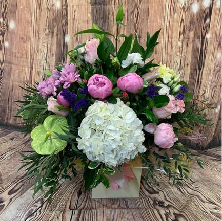 large prestige aqua flower bouquet.jpg