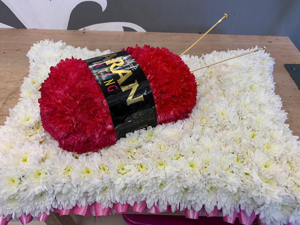 Bespoke Funeral Tribute 005
