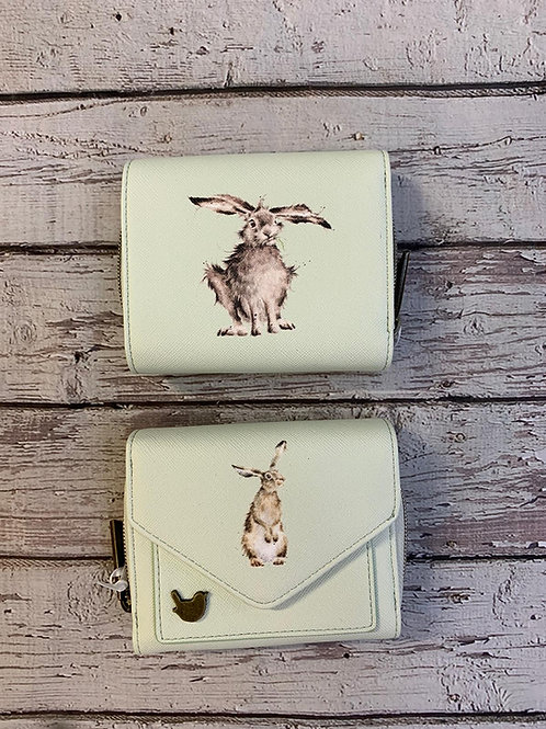 wrendale designs purse hare Free delivery from the flower shop kirton