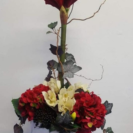 Silk Flowers 016