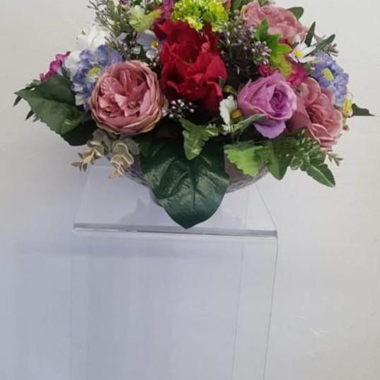 Silk Flowers 024