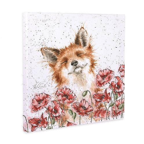 """Poppy Field"" Canvas"