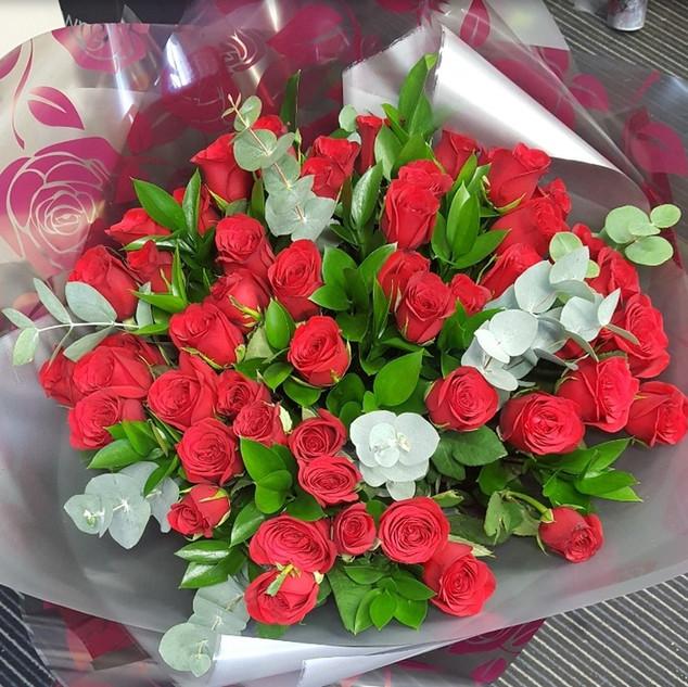 Roses Bouquet 002