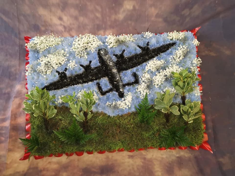 Bespoke Funeral Tribute 020