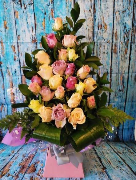 Roses Bouquet 009