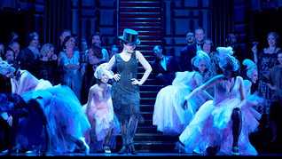 WIN TICKETS TO THE MERRY WIDOW