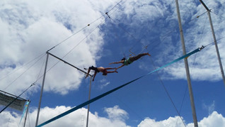 3 WAYS TRAPEZE HELPED ME BE A BETTER IMPROVISER