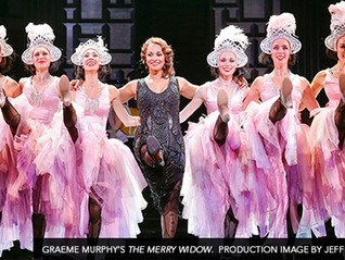 LAUGH YOUR HEART OUT WITH THE MERRY WIDOW