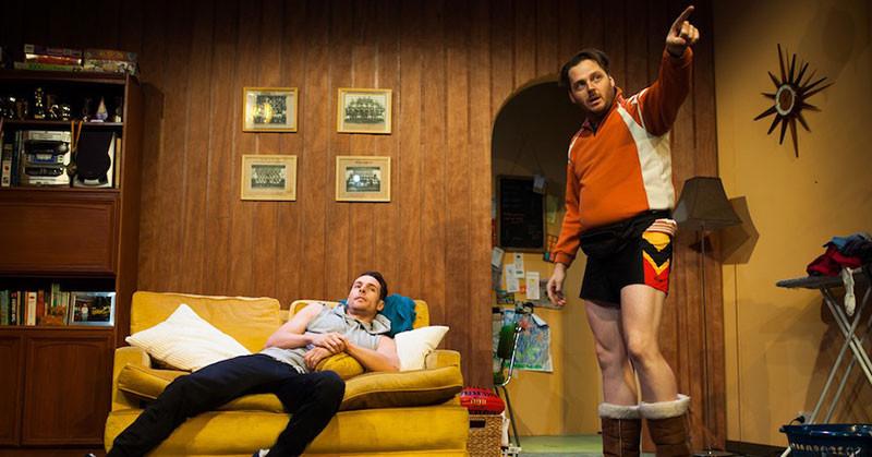Spencer theatre set