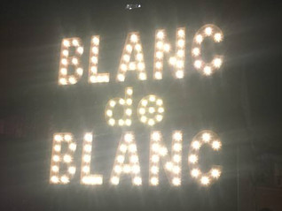 BLANC DE BLANC IS BUBBLES OF FUN!