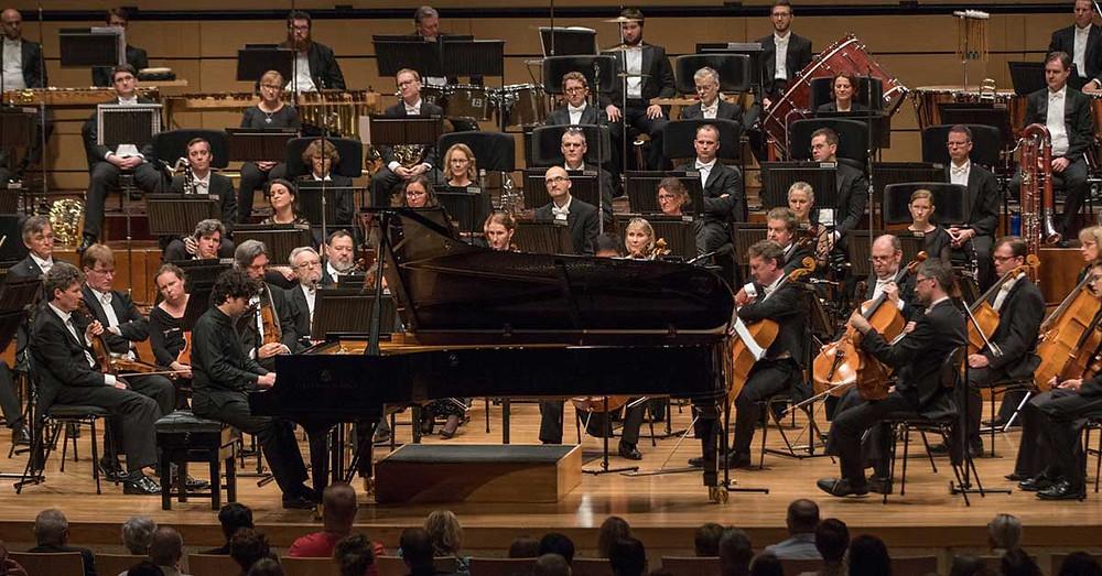 Piano Concerto No.1 by Alberto Ginastera
