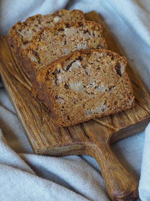 Apple Coffee Cake Loaf (V)