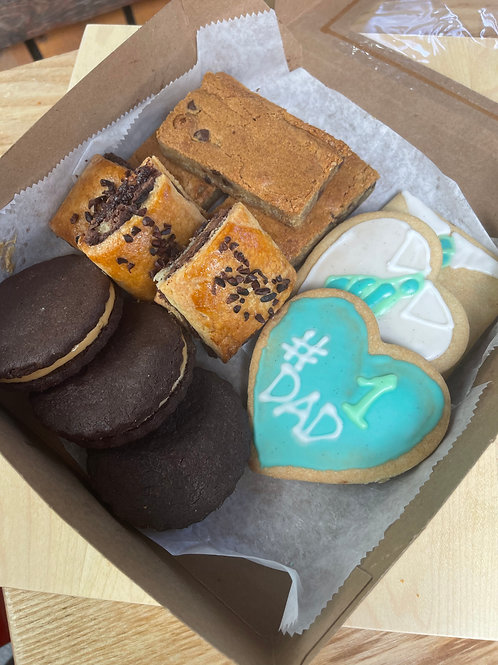 Father's Day Cookie Package