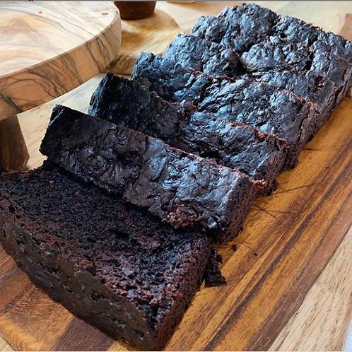 Chocolate Zuchinni Loaf (V)