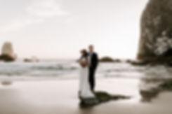 Lauren Miles Photo | Cannon Beach Elopement Photographer | Oregon Wedding Photographer