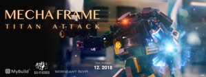 mecha frame titan attack