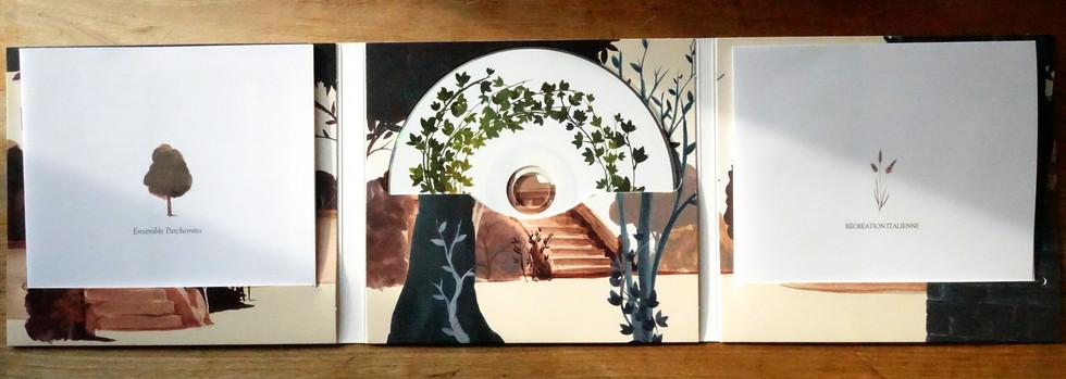 Récréation Italienne - Nouvel album - Sortie le 17 avril 2020