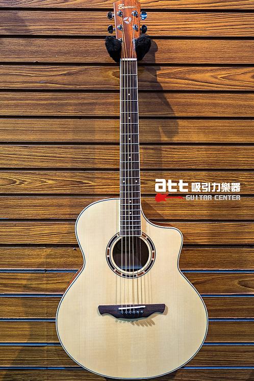 Bensons BT-BJF72C 雲杉木木吉他