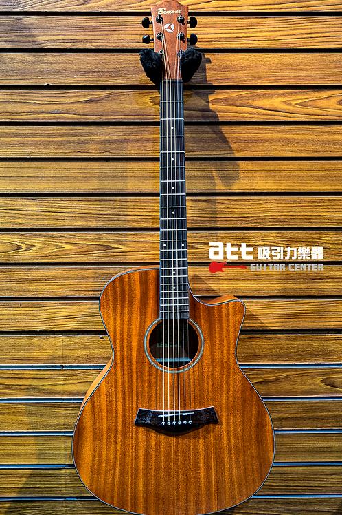 Bensons BT-76C 桃花心木木吉他