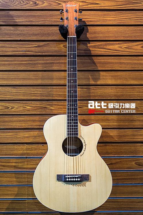 Talent TZ-47C 雲杉木吉他