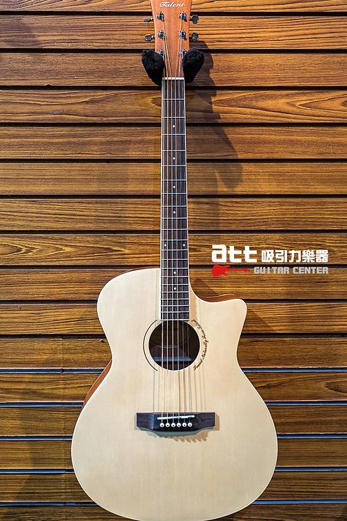 Talent TZ-45C 雲杉木吉他