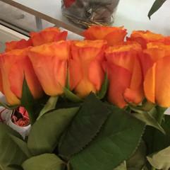 Розы из Кении