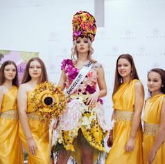 Первый Флористический показ Татарстана