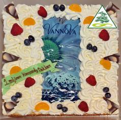 Поздравление компании Vanova